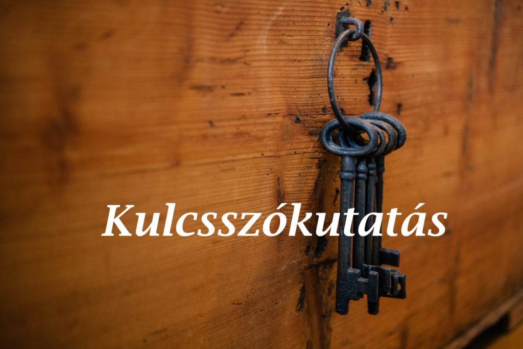 Kulcsszókutatás, ahogy a profik csinálják
