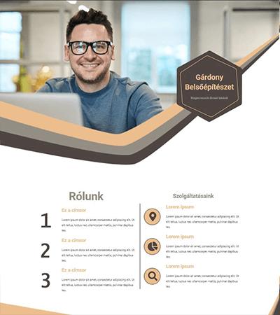 építész-demo-screen-wordpres-weboldal