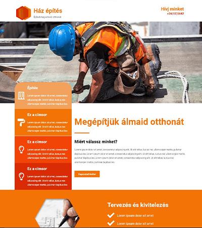 ház-építő-demo-screen-wordpres-weboldal